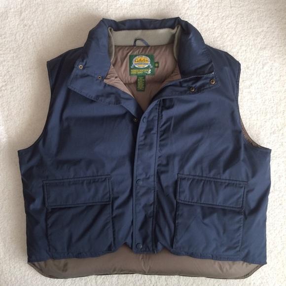 c3e91455cac4 Cabela s Other - Cabela s Premier Northern Goose Down Vest ...